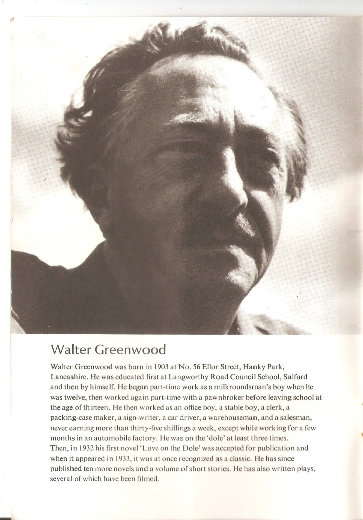 Greenwood 1971 Photo and cv