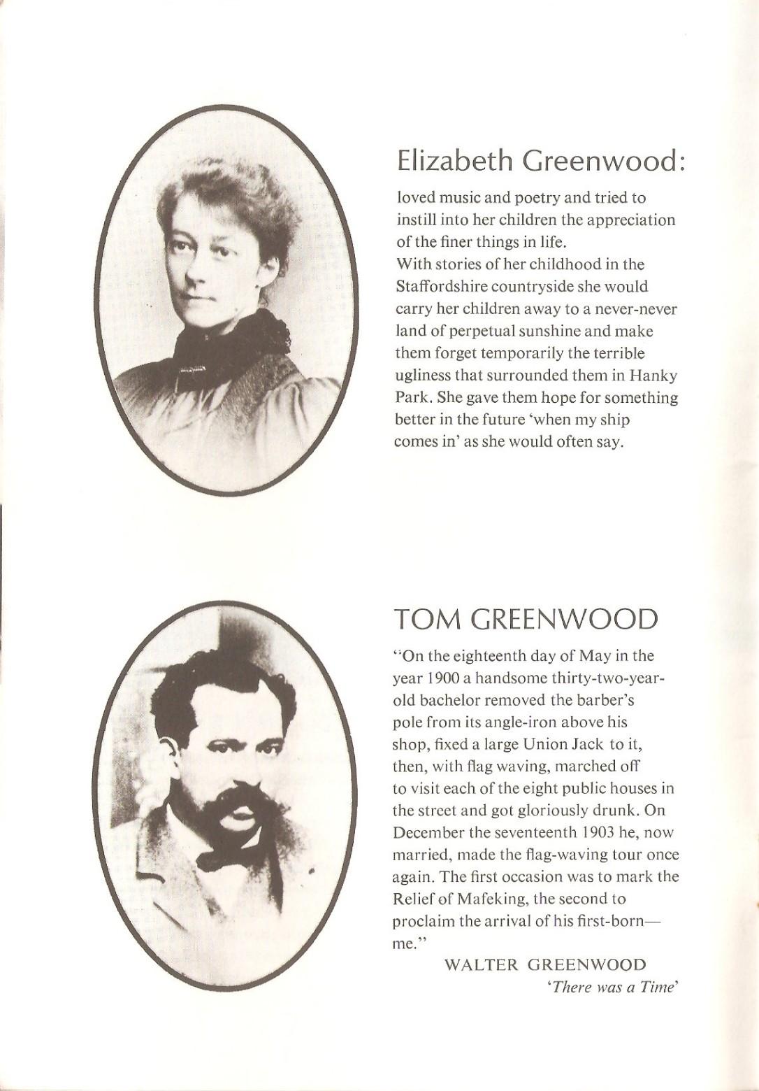 Greenwoods Parents