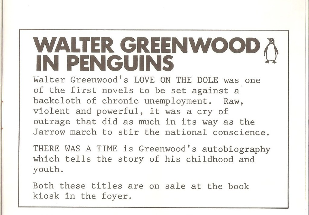 Penguin Advert 1971