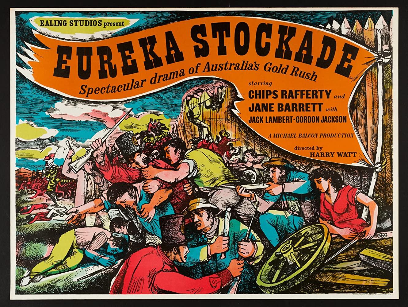 John Minton Eureka Stockade